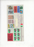 GIAPPONE  1985 - Yvert 1506/9 - 1375 - 1499 - 1926-89 Imperatore Hirohito (Periodo Showa)