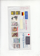GIAPPONE  1985 - Yvert 1529/30 -  1532/35 - Arte - 1926-89 Imperatore Hirohito (Periodo Showa)