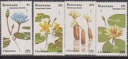 Botswana 1981 Flora Water Plants Christmas MNH - Natale