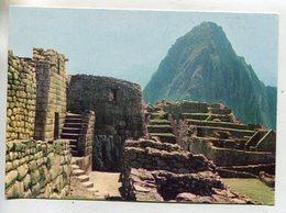 PERU - AK 352038 Macchu Picchu - Peru