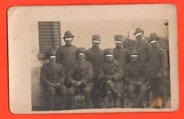 Guardia Di Finanza Foto Di Compagnia Fine Anni 20 - Guerra, Militari