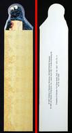 Marque-page Signet : Allemagne 1997 : 1 Rue Sésame - Macaron Et La Boite à Idées - Marque-Pages