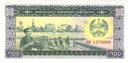 100 KIP Laos UNC - Laos