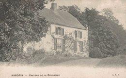 Nandrin - Château De La Roubenne -  2scans - Nandrin
