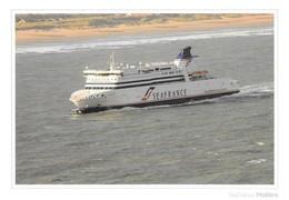 SEAFRANCE Le Molière Calais Douvres Ferry (2 Scans) - Ferries