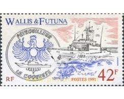 Ref. 233357 * MNH * - WALLIS AND FUTUNA. 1991. PATRULLERA - Ships
