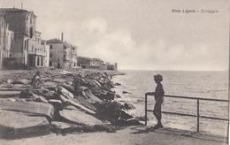 Riva Ligure - Spiaggia - Imperia