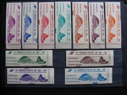 TB Série De 11 Carnets N° 2220 - C3A,  Neufs XX. - Standaardgebruik