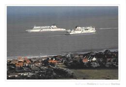 SEAFRANCE Le Molière Et Le Berlioz (2 Scans) - Ferries