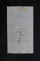 FRANCE - Lettre De Chateau Du Loir Pour Le Mans En 1808 - L 31380 - Storia Postale