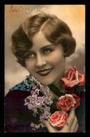 FANTAISIES - FEMME - ANNEES 30 - EDITEUR A. NOYER - Femmes
