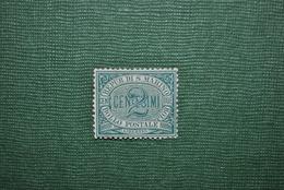 Saint-Marin 1877 Y&T 1 MH Défaut Gomme - Saint-Marin