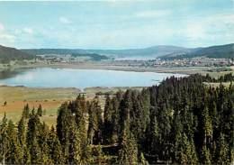 25 - Saint Point - Le Lac De Remoray Et Le Saint-Point - Voir Scans Recto-Verso - France