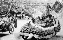BESANCON (Doubs) - Fêtes Des 13, 14 Et 15 Août 1910. N° 56. Concours D'Automobiles Fleuries. Non Circulée - Besancon