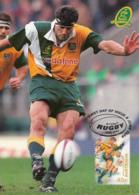 Australia 1999 Maxicard Sc 1759-1762 Test Rugby Australia Centenary - Cartes-Maximum (CM)