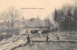 Clairvaux Scierie Scieurs De Long - Dole