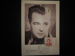 Monaco Cm , 1949 S A S Rainier 3 - Maximum Cards
