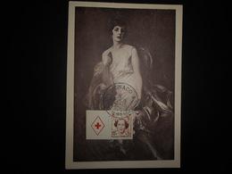 Monaco Cm , 1949 S A S La Princesse Charlotte - Maximum Cards
