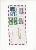 COREA Del SUD - 1981 - Yvert 1127/8-1112-1106-1055  - Fiori - Navi - Corea Del Sud