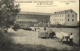43  SIAUGUES SAINT ROMAIN  Ferme Chapuis De Parredon - Andere Gemeenten