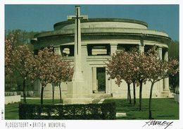 PLOEGSTEERT-BRITISH MEMORIAL-guerre 1914/1918-war-oorlog - Mouscron - Moeskroen