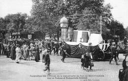 BESANCON (Doubs) - Funérailles Des Victimes De La Catastrophe De Montfaucon Du 16-09-1906. TB état. - Besancon