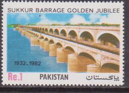 Pakistan Bridge Set MNH - Ponti
