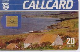 IRELAND CHIP PHONECARD 20 UNITS-USED(10) - Ireland