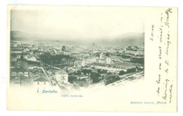 1904 Spain, Santona, Santander, Vista General. Printed Pc, Used. - Cantabria (Santander)