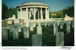 PLOEGSTEERT-BRITISH MEMORIAL- CEMETERY-guerre 1914/1918-war-oorlog - Mouscron - Moeskroen
