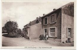 LES HAYS Café Rebouillat - Altri Comuni
