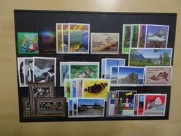 Liechtenstein Jahrgang 2009 Postfrisch Komplett (5722) - Liechtenstein