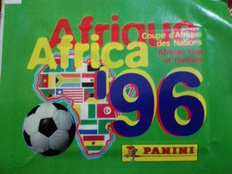 1x  POCHETTE  SEALED Mint PANINI AFRIQUE AFRICA 96 - Edizione Italiana