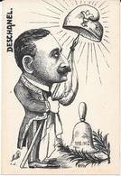 Satirique Par MILLE 11.05 -  DESCHANEL 1898-1902- Président De La République 1920 - Bon état - - Satiriques