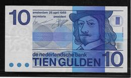 Pays Bas - 10 Gulden - Pick N°91 - SUP - [2] 1815-… : Koninkrijk Der Verenigde Nederlanden
