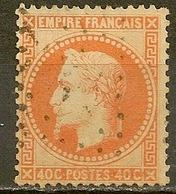 Yvert - N° 31b - Cote 35 € - 1863-1870 Napoléon III Lauré