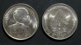 Thailand Coin 5 Baht 1981 100th Birthday King Rama6 Y142 - Thailand