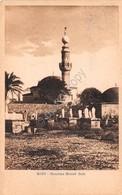 Cartolina Rodi Moschea Murad Reis 1926 - Cartes Postales