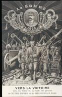 La Somme -- 1916 -- Foch -- Vers La Victoire - Patriottisch