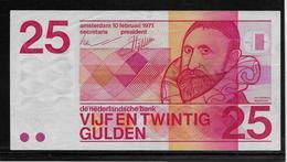 Pays Bas - 25 Gulden - Pick N°92 - SUP - [2] 1815-… : Regno Dei Paesi Bassi