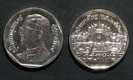 Thailand Coin 5 Baht Any Year Circulation Watbencha Y219 - Thailand