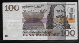Pays Bas - 100 Gulden - Pick N°93 - TB - [2] 1815-… : Reino De Países Bajos