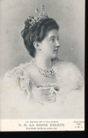 La Grace De L'Alliance -- S.M. La Reine Helene - Patriottisch