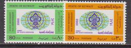 Kuwait 1982 ** Mi.924/25 BOY SCOUT SCOUTS SCOUTING - Kuwait
