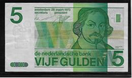 Pays Bas - 5 Gulden - Pick N°95 - SUP - 5 Florín Holandés (gulden)