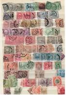 Lot Japon Anciens Timbres à Identifier - Postzegels