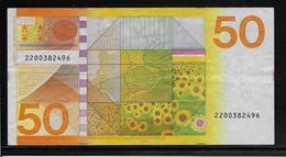 Pays Bas - 50 Gulden - Pick N°96 - TTB - 50 Gulden