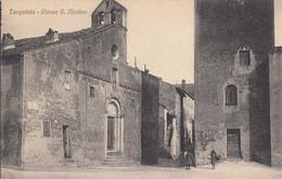 Tarquinia - Chiesa S. Martino - Italië