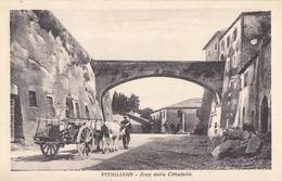 Pitigliano - Arco Della Cittadella - Italy