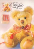 Australia 1999 Maxicard Sc 1773-1778 With Love Greetings - Cartes-Maximum (CM)